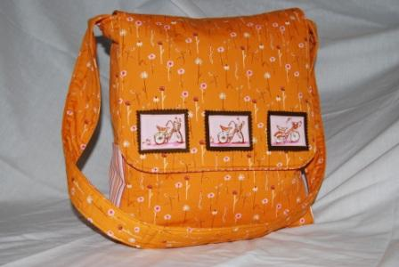 Hot Mama Diaper Bag